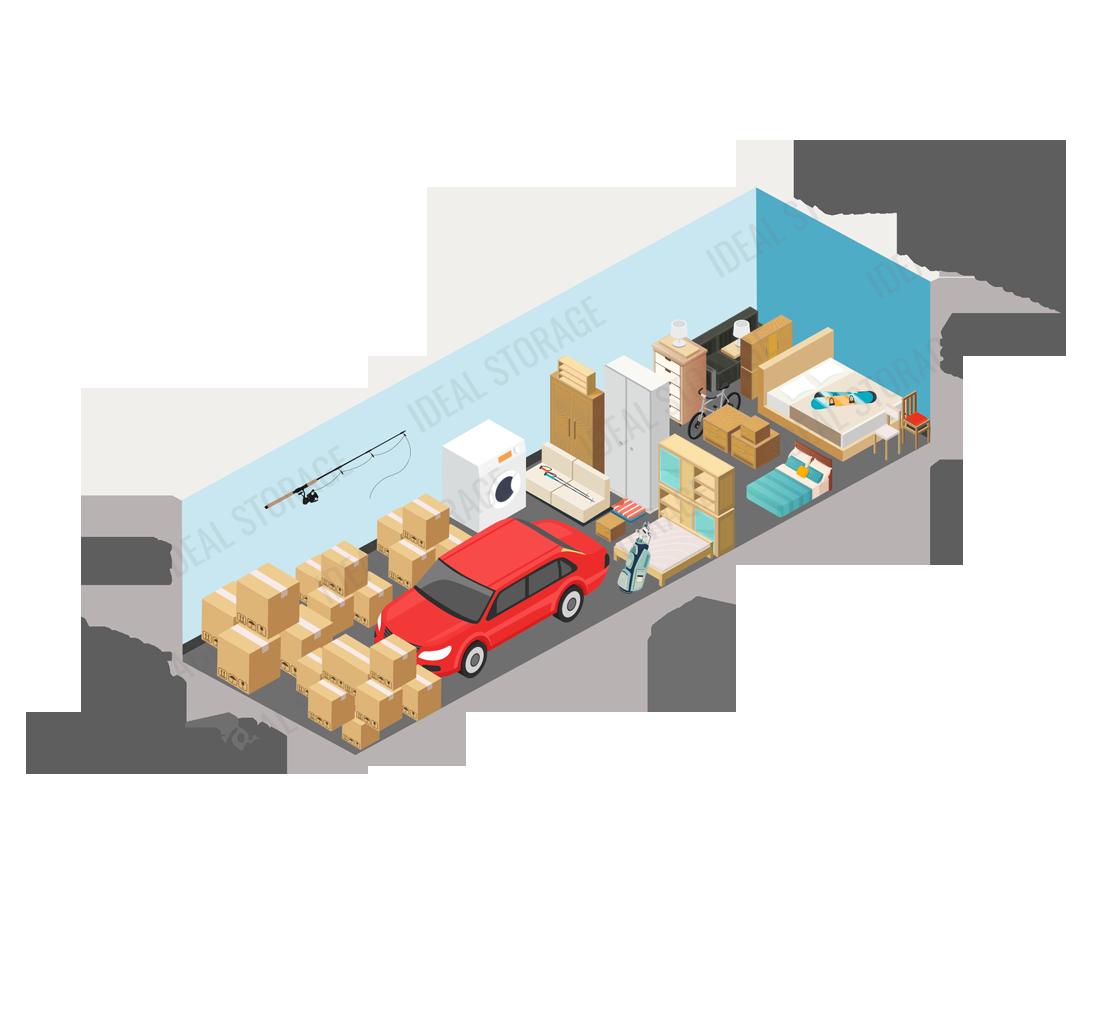 Ideal Storage | RV, Boat, Self Storage  | Kitsap Peninsula WA 98346 - Storage
