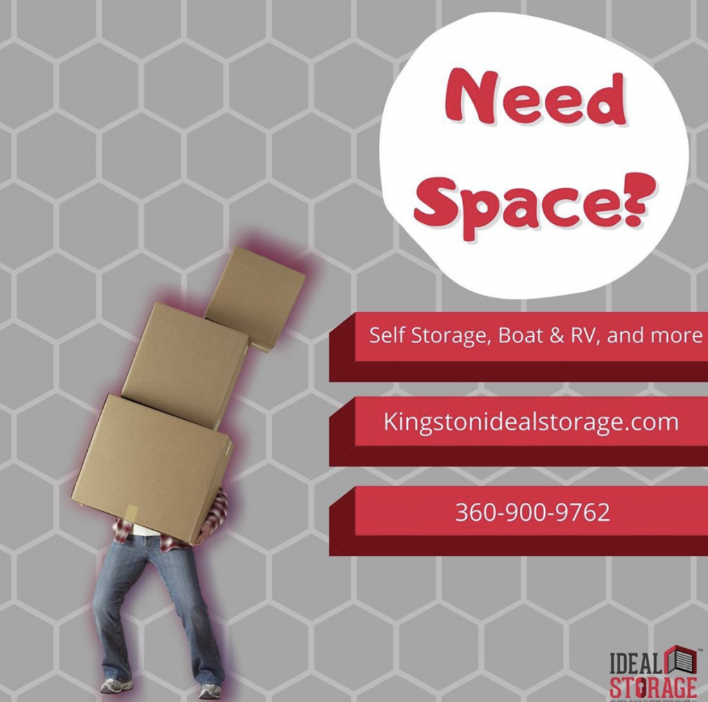 Ideal Storage Kingston Has Your Back!