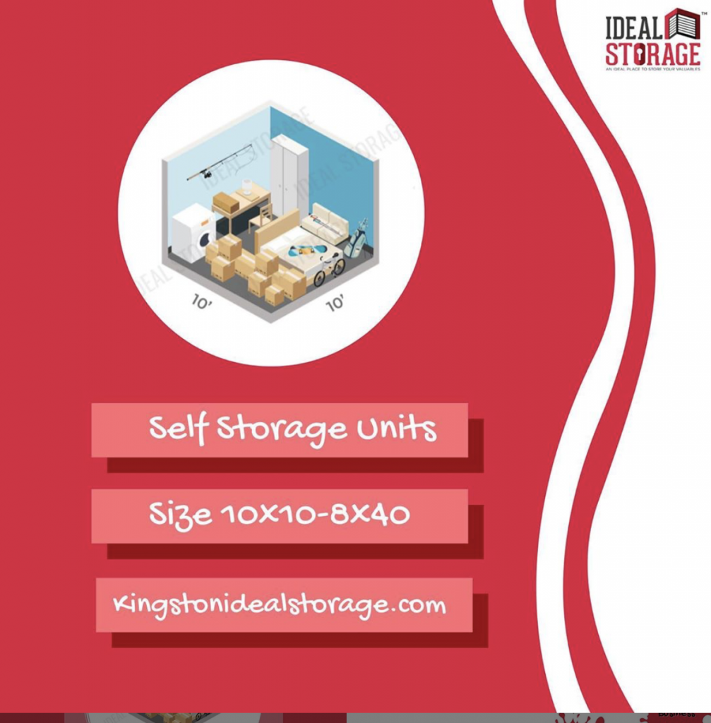 Self Storage Units at Ideal Storage