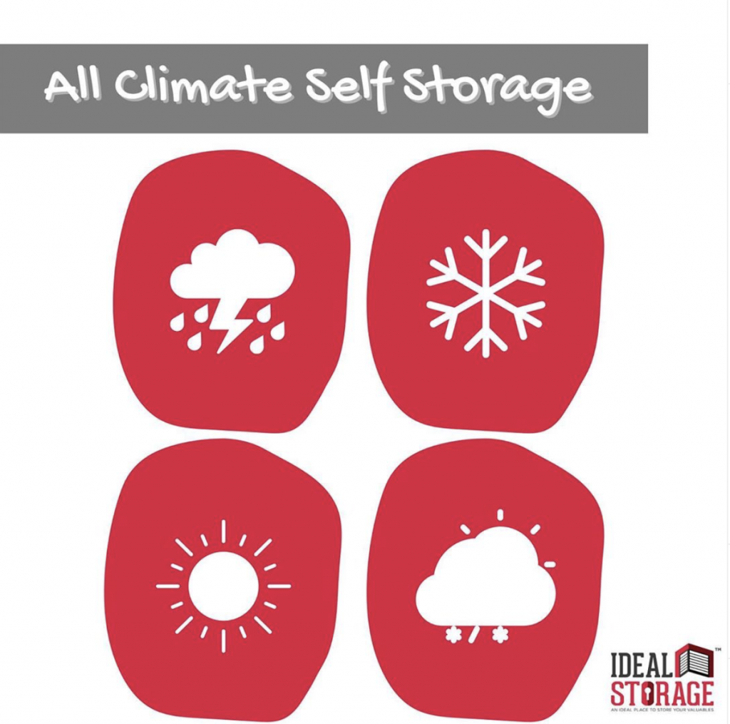 Ideal Storage Offers Climate Storage