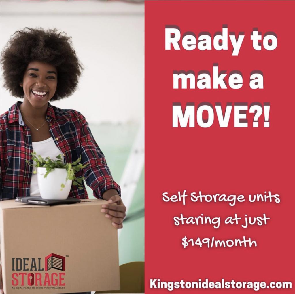 Ready to Make a Move? Storage Near!