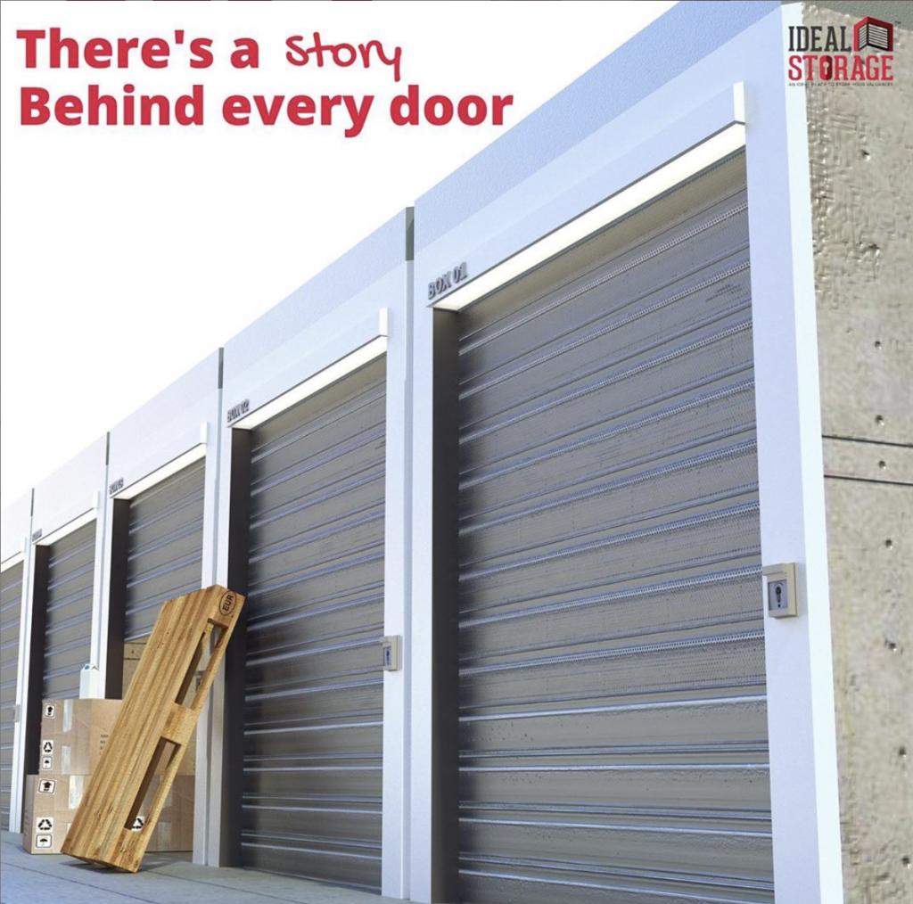Storage Story Behind Every Door