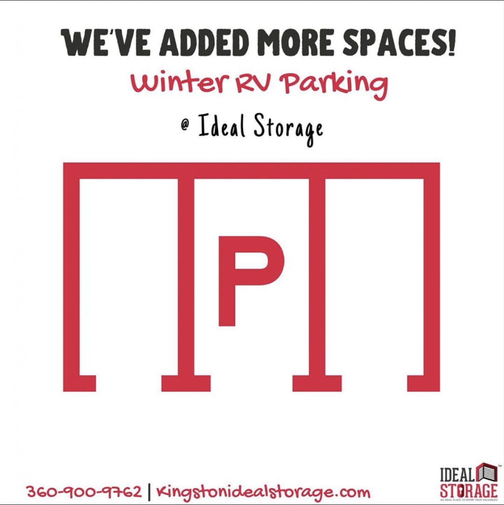 Additional Storage | Now Available at Ideal Storage