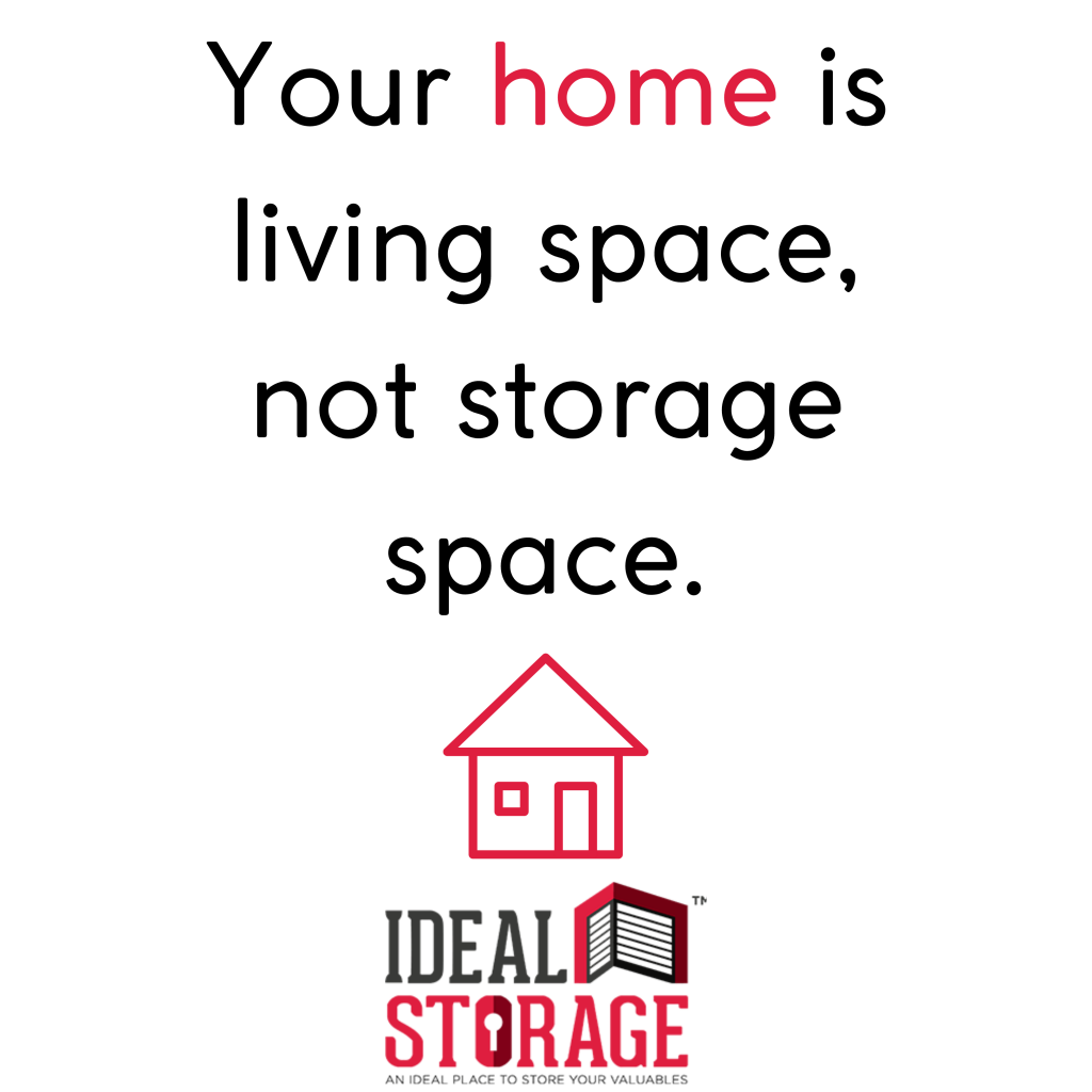 Reclaim Your Living Space with Ideal Storage