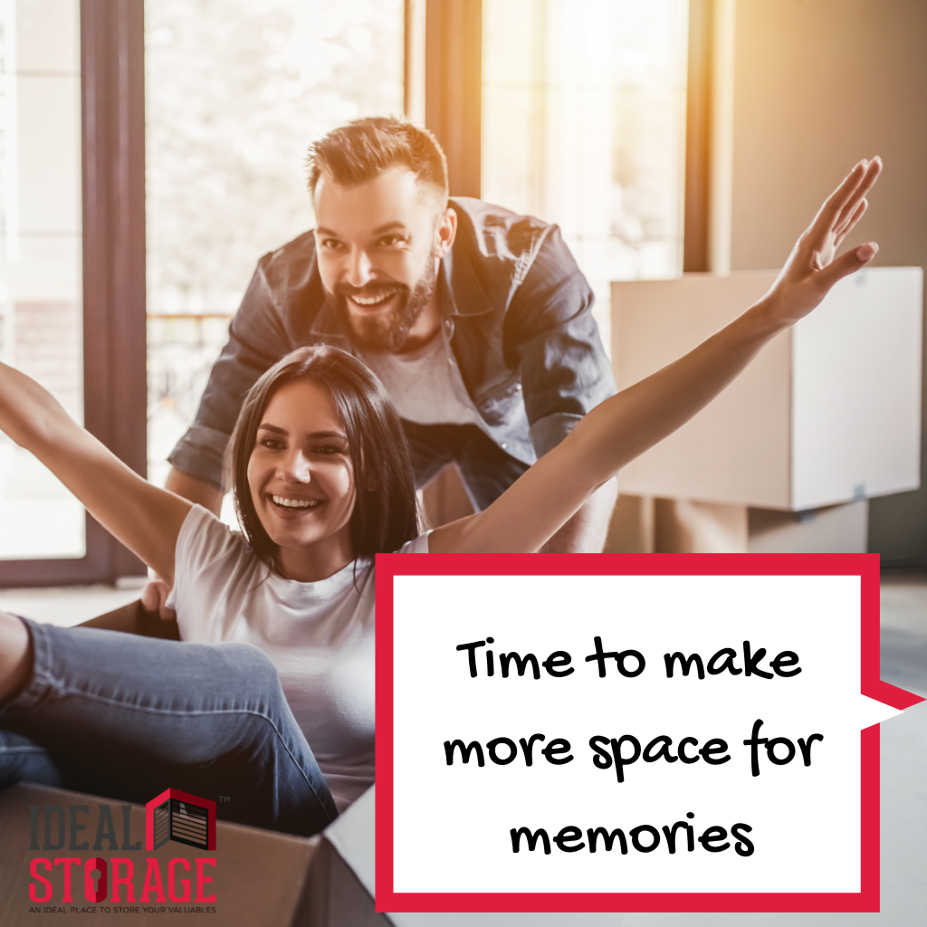 Making Space for Memories at Ideal Storage