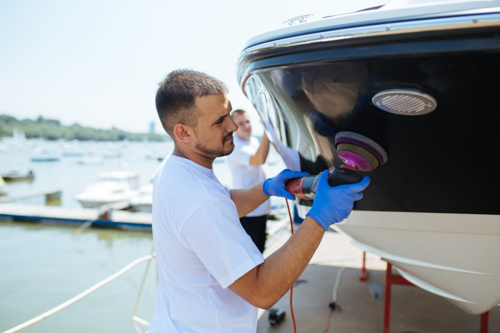 How to Get Your Water Ride Ready for Boat Storage